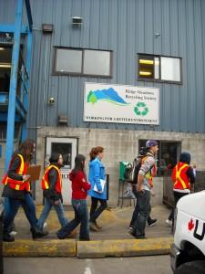 MR Recycling Depot - Office