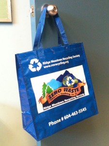 RMRS Apartment Recycling Bag