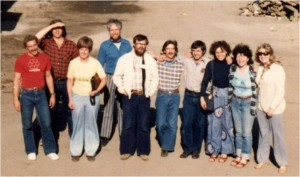 RMRS at RCBC Conference in Penticton, 1979