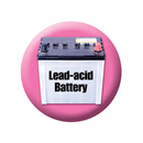 Lead Acid Battery Icon (EPR)