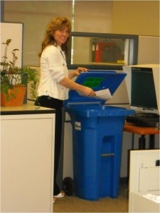 Office Recycling (CRC)