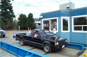 Maple Ridge Transfer Station - Pay Window