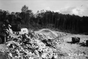 Maple Ridge Dump - aka. Cottonwood Landfill - RMRS Historic Photo