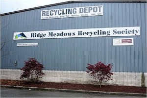 RMRS Recycling Depot Signage 2011