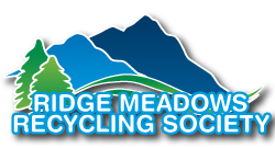 Ridge Meadows Recycling Society Logo