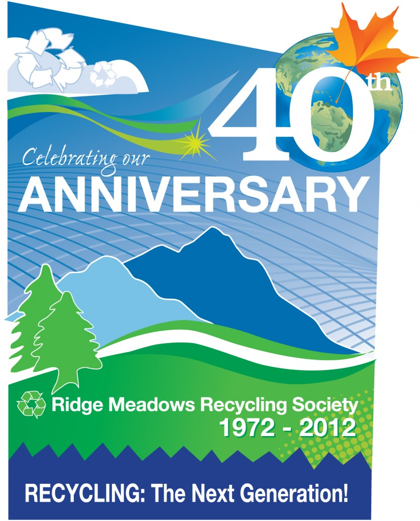 RMRS 40th Anniversary Logo
