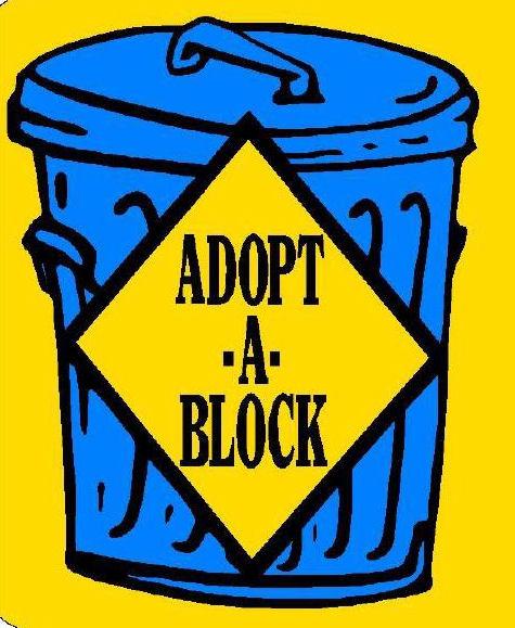 Adopt-a-Block Logo
