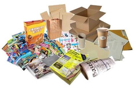 Cardboard & All Paper