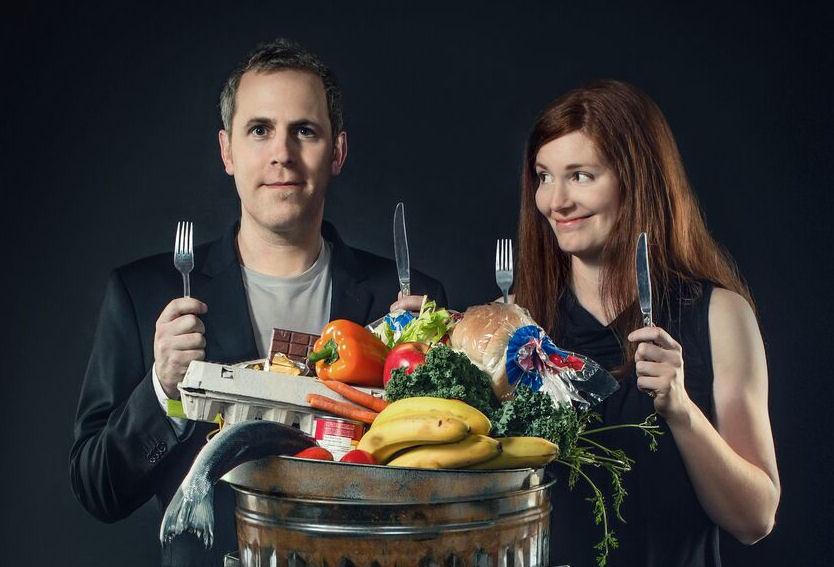 Grant & Jen - Just Eat It- cropped