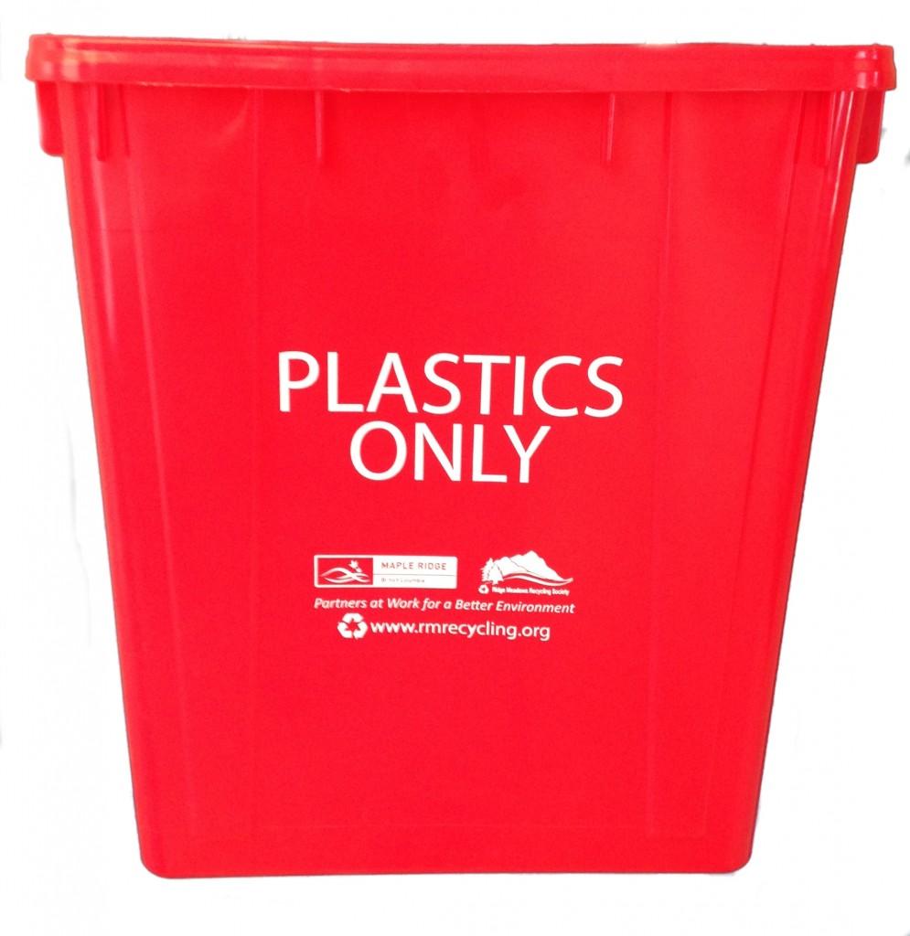 Red Plastics Box 3 - March, 2015