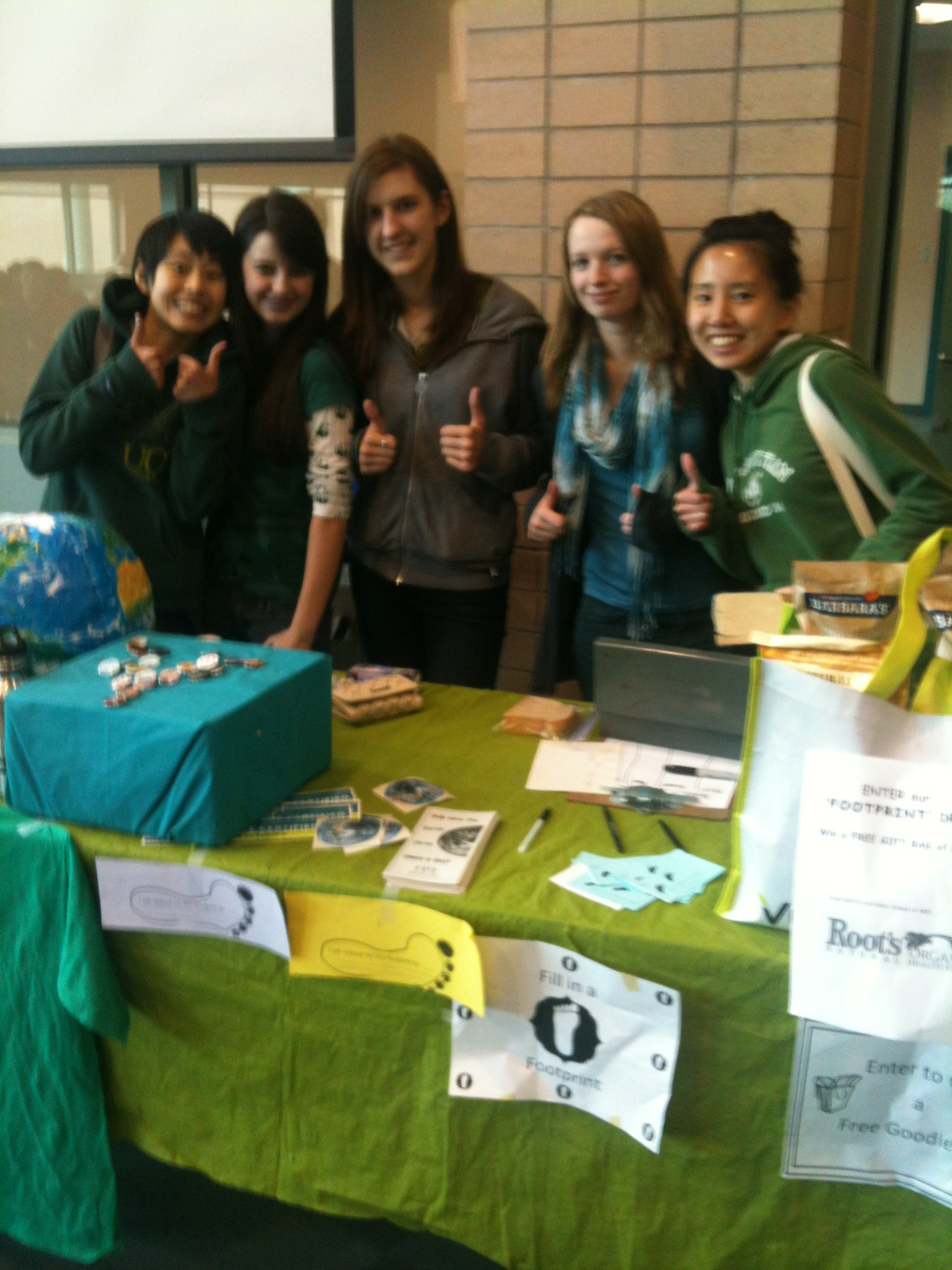 Thomas Haney Eco Action Group 2011