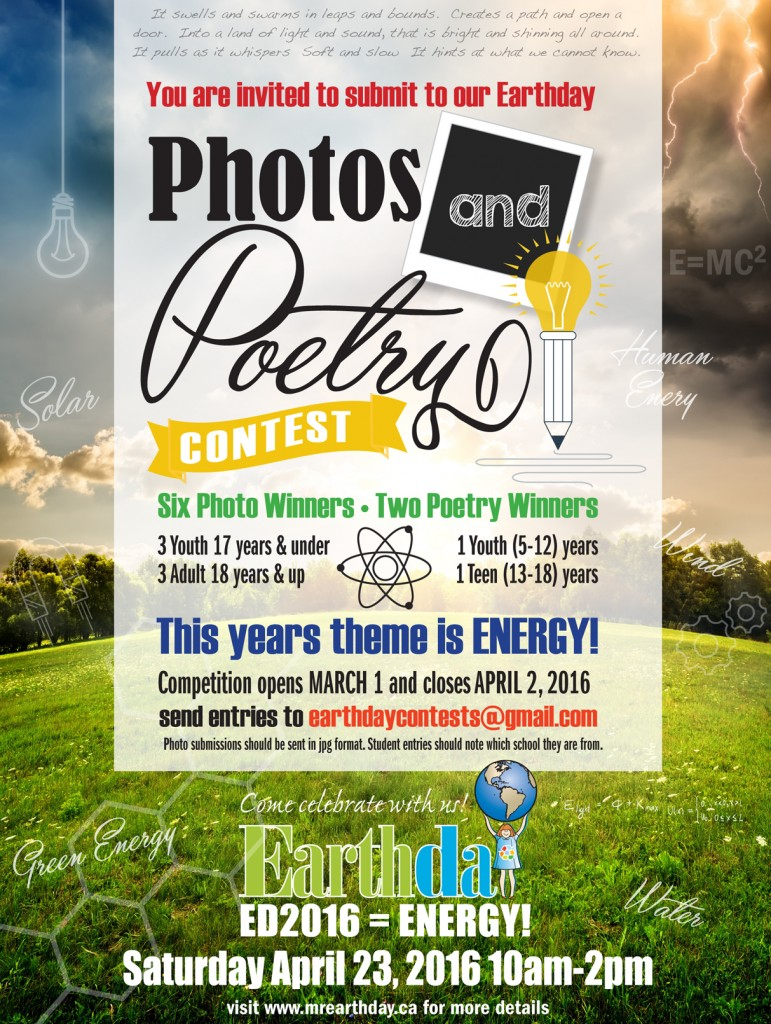ED2016 Photo & Poetry Contest Poster