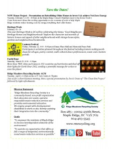 RMRS January, 2013 Newsletter - Page 6