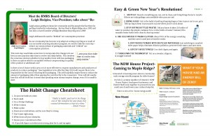 RMRS January, 2013 Newsletter - Pages 2-3