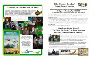 RMRS January, 2013 Newsletter - Pages 4-5