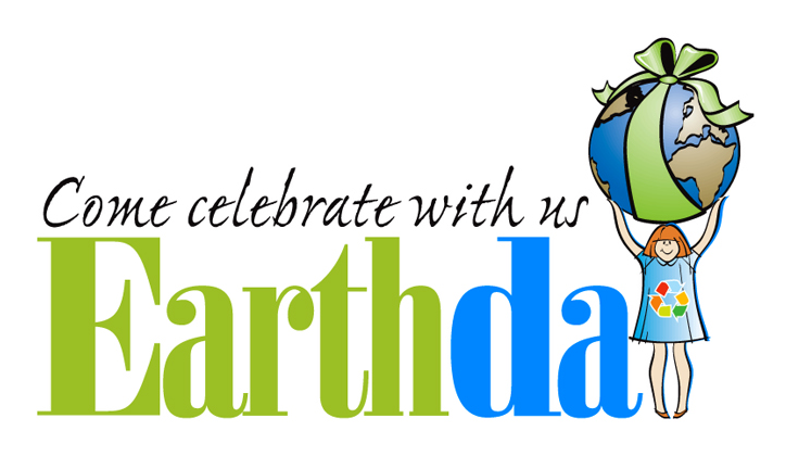 Celebrate Earth Day Logo - 2013