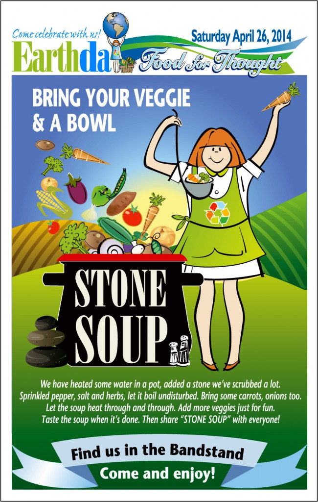 Stone Soup 2014 Poster